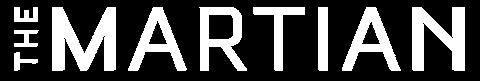 The Martian Logo