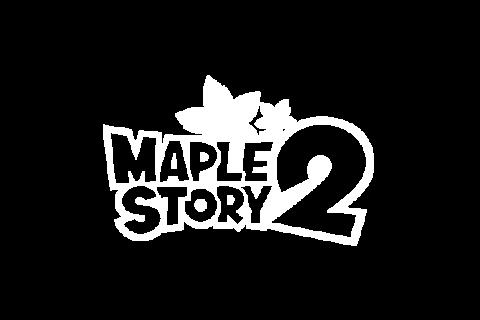 Maple Story 2 Logo